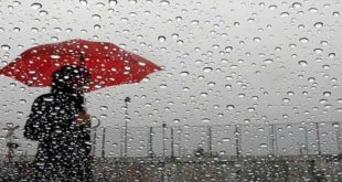 Des pluies torrentielles à Alger occasionnant des inondations et une paralysie du trafic routier