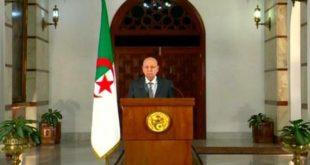 Bensalah convoque le corps électoral pour la présidentielle qui aura lieu 12 décembre prochain