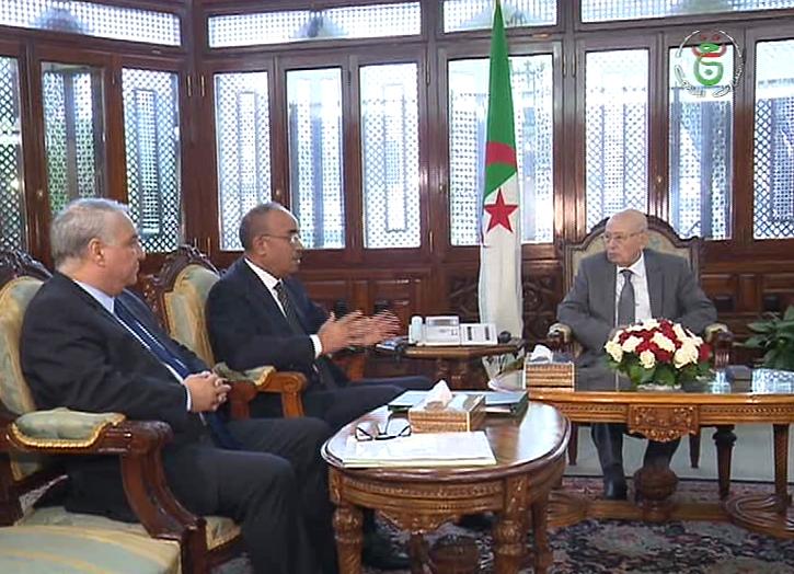 Photo of رئيس الدولة يستقبل الوزير الأول