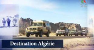 Destination Algérie