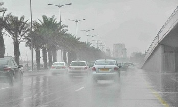 Photo of تساقط أمطار رعدية على عدة ولايات