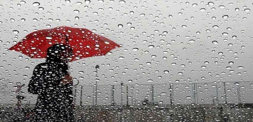 Photo of أمطار رعدية بداية من ظهيرة اليوم على ولايات وسط وشرق البلاد