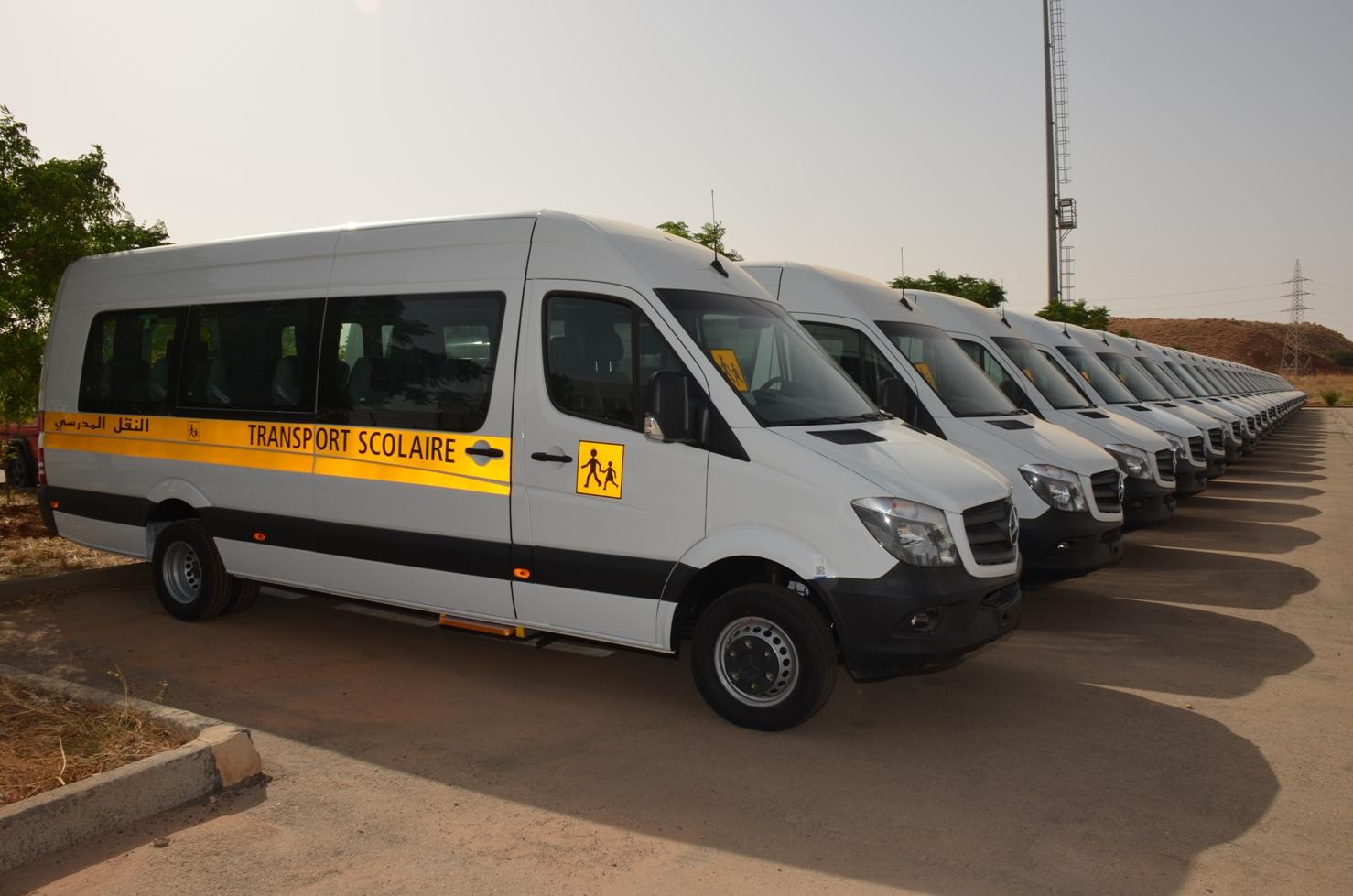 Photo of تدعيم بلديات الوطن بـ 6 آلاف حافلة للنقل المدرسي خلال السنوات الثلاث