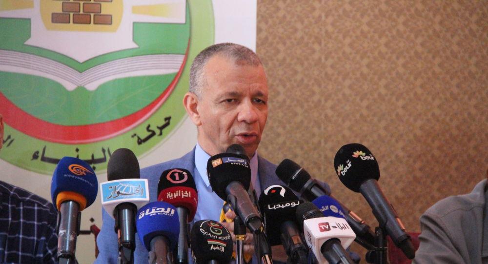 Photo of رئاسيات 12 ديسمبر: بن قرينة يقدم الخطوط العريضة لبرنامجه الانتخابي