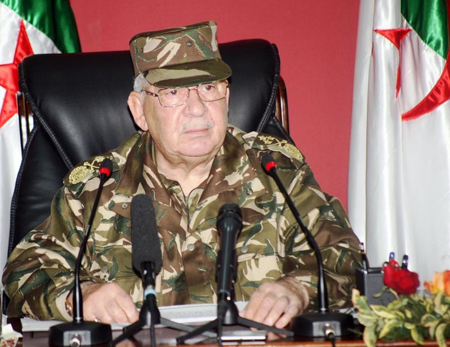 """Photo of Gaïd Salah présidera jeudi un colloque sur """"le rôle et la place de l'Armée dans la société"""""""