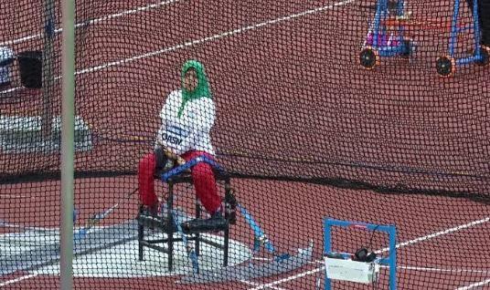 Photo of ميداليتان فضيتان للجزائر في اليوم الثاني من المنافسة