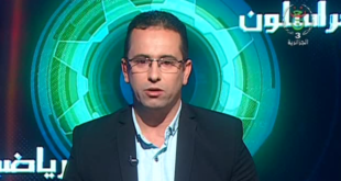 برنامج مراسلون رياضيون من تقديم إسماعيل ميلودي
