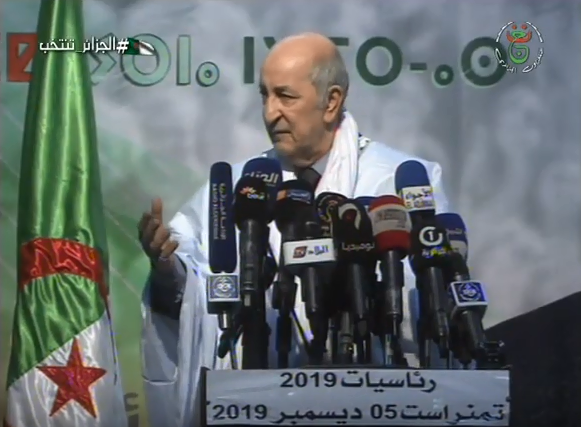 Photo of 20ème jour de la compagne électorale : Abdelmadjid Tebboune amine un meeting à Tamanrasset