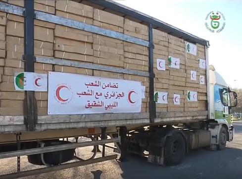 Photo of Plus de 100 tonnes d'aides humanitaires seront acheminées vers la Libye via l'aéroport de Djanet
