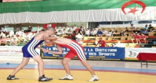 البطولة الافريقية للمصارعة 2020 مشاركة 392 رياضيا من 23 بلدا في موعد الجزائر