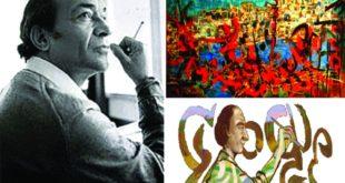 Google célèbre le 90e anniversaire de Mohammed Khadda