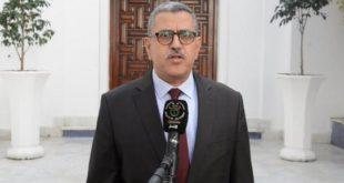 الوزير الأول يترحم من البليدة على أرواح ضحايا فيروس كورونا