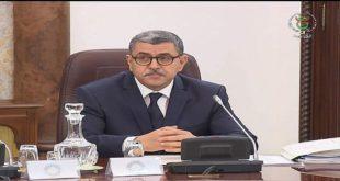 Le premier ministre en visite de travail à Blida