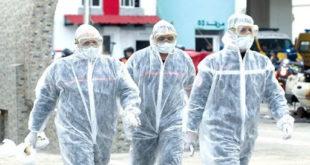 L'Algérie enregistre 132 nouveaux cas confirmés et 9 nouveaux décès