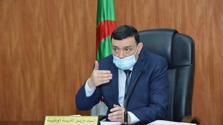 Photo of وزير التربية الوطنية : نسعى الى معرفة وجهة نظر الشركاء الاجتماعيين حول ما تبقى من السنة الدراسية