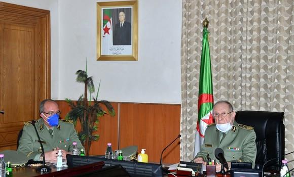 Photo of Installation du nouveau DG de la Sécurité intérieure par intérim