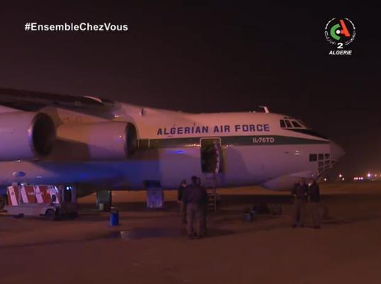 Photo of وصول ثالث طلبية من وسائل الحماية من فيروس كورونا إلى الجزائر قادمة من الصين