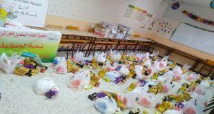 Blida: l'Association des oulémas musulmans algériens fait don de 20 t de produits alimentaires