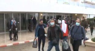 Covid-19: fin de la mise en quarantaine de plus de 700 personnes