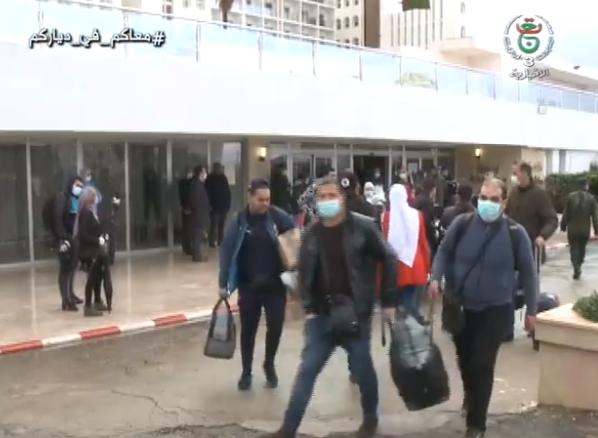Photo of رفع الحجر الصحي على أزيد من 700 شخص من فندق مزافرون بزرالدة