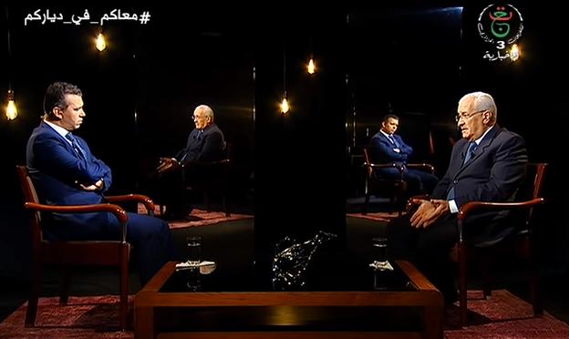"""Photo of """"A cœur ouvert"""" émission présentée par Ahmed Bensebane"""