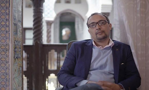 Photo of Abdelouahab Aissaoui remporte le Booker du roman arabe