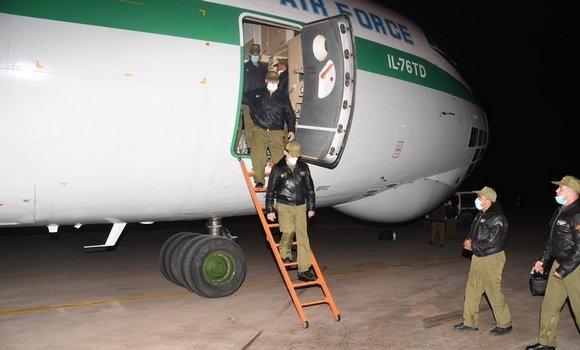 Photo of وصول ثاني طلبية لوسائل الحماية من فيروس كورونا إلى الجزائر قادمة من الصين