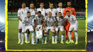 Photo of لاعبو الخضر يهنئون الشعب الجزائري بعيد الفطر المبارك