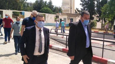 Photo of  المدير العام للتلفزيون الجزائري في زيارة تفقدية للمحطة الجهوية لقسنطينة