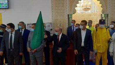 Photo of Lancement d'une campagne de désinfection des mosquées