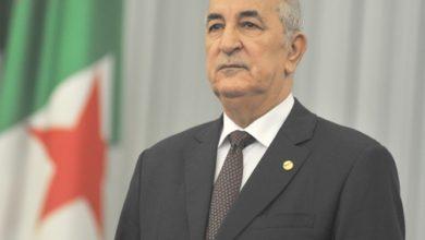 Photo of رئيس الجمهورية يهنئ أفراد الجيش بحلول عيد الفطر المبارك
