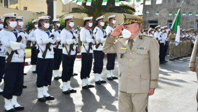 "Photo of اللواء شنڨريحة يشرف على فعاليات ندوة بعنوان ""الصمود في مواجهة جائحة كوفيد-19"""