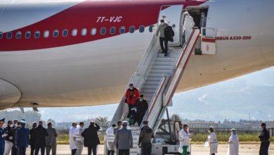 Photo of الوزارة الأولى: استئناف عمليات إجلاء الجزائريين العالقين في الخارج ابتداء من يوم السبت