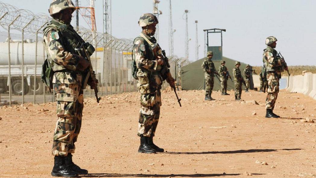 Photo of Un terroriste se rend aux autorités militaires à Tamanrasset