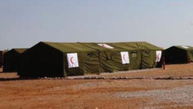 Photo of كوفيد-19 : بأمر من رئيس الجمهورية الجيش الوطني الشعبي يضع مستشفى ميدانيا تحت تصرف الشعب الصحراوي