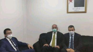 Photo of يوم مفتوح على التلفزيون الجزائري للتحسيس من خطر وباء كورونا