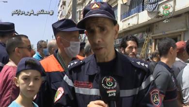 Photo of Alger: effondrement de deux étages d'un bâtiment à Hussein Dey