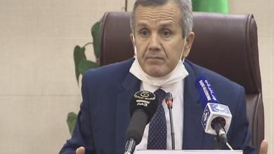 """Photo of Benbouzid : L'obligation du port de la bavette """"n'est pas à écarter"""""""