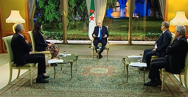 Photo of رئيس الجمهورية : لا سنة دراسية بيضاء و امتحان البكالوريا سيتم اجتيازه