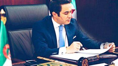 Photo of خالدي: عيدكم مبارك ونتمنى أن يعيده المولى على الجزائر بالمزيد من الرقي والإزدهار