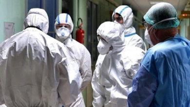 Photo of 19 حالة وفاة بسبب الجائحة في صفوف الطواقم الطبية وشبه الطبية