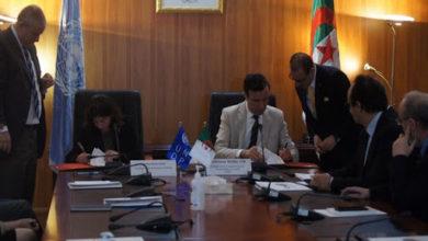 Photo of Développement humain durable: le CNES et le  PNUD signent  un protocole d'accord
