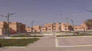 Photo of الوزير الأول يشرف على مراسم توزيع أكثر من 1400 مسكن اجتماعي بتندوف