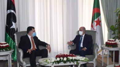 Photo of Le président Tebboune reçoit Fayez Al Sarraj