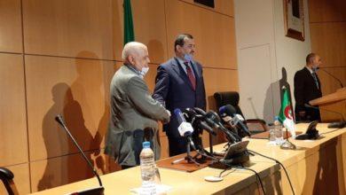 Photo of Attar prend ses fonctions de ministre de l'Energie