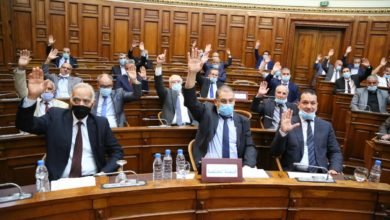 Photo of أعضاء مجلس الأمة يصادقون بالإجماع على قانون اعتماد 8 ماي يوما وطنيا للذاكرة