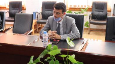 Photo of Abdelkader Dahdouh  nommé directeur général de l'OGEBC