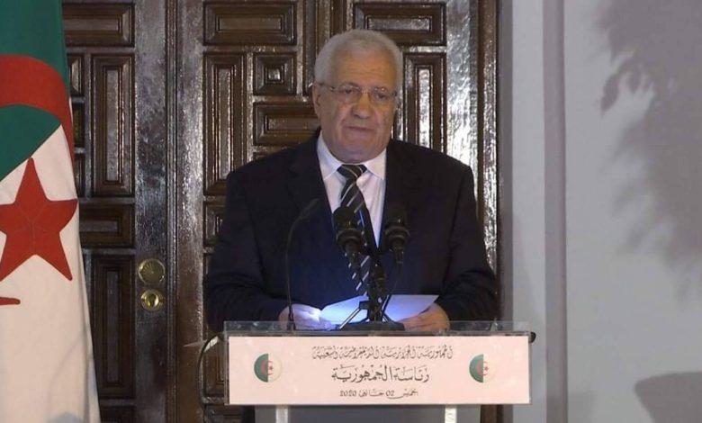 Photo of محند أوسعيد: رئيس الجمهورية لا علاقة تنظيمية له بأي حزب سياسي معتمد