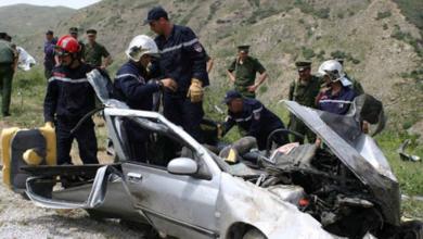 Photo of وفاة 4 أشخاص وإصابة 174 آخرين في حوادث مرور خلال 24 ساعة الأخيرة