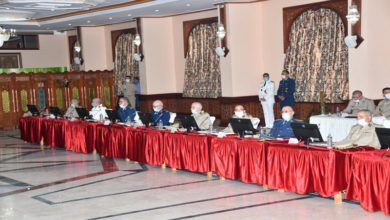 Photo of Chanegriha: la haute qualification de la ressource humaine de l'ANP, priorité du Haut commandement
